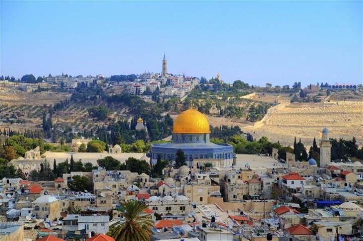 Экскурсия в Иерусалим…