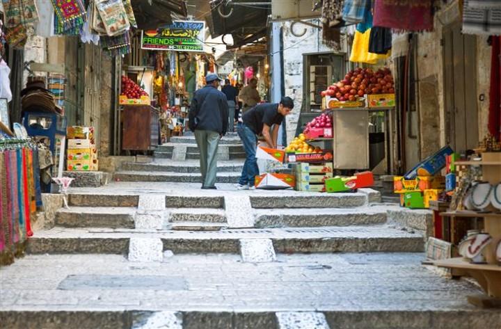 Незнакомый Иерусалим…