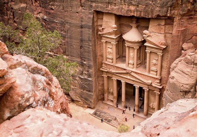 Petra por un dia desde Eilat