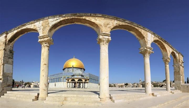 Мусульманский Иерусалим